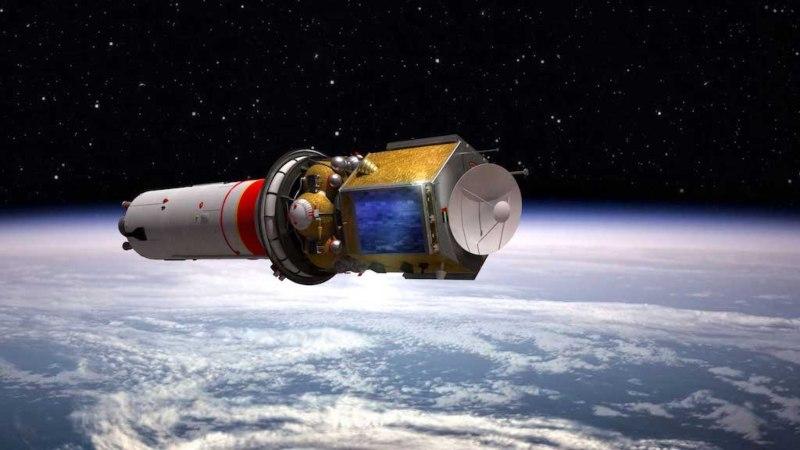 pesawat luar angkasa hope arab uea orbit di mars