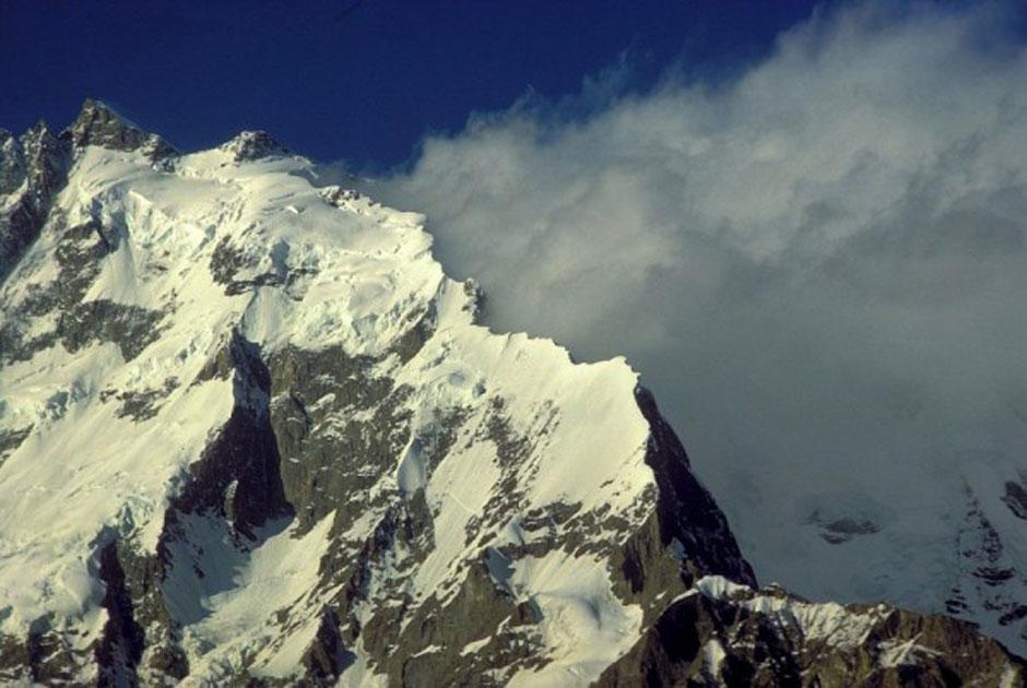 puncak gunung Muchu Chhish tersulit di dunia
