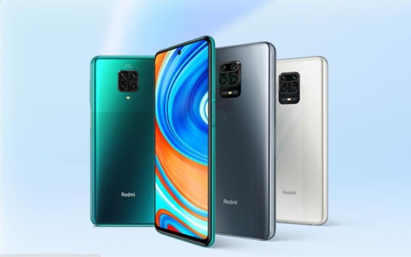 Readmi note 9, smartphone murah terbaik 2020