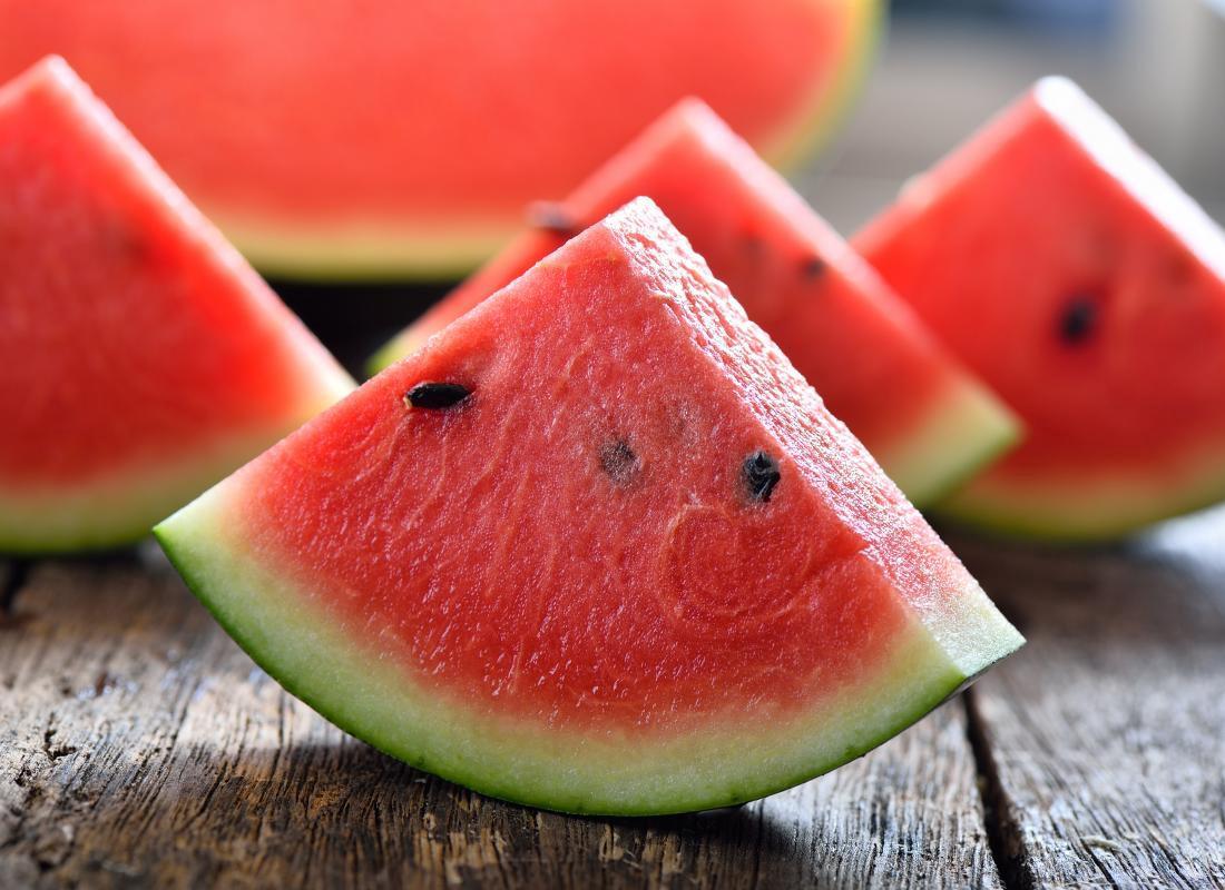 manfaat semangka, baik untuk otot