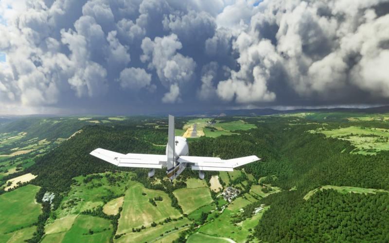 Microsoft Flight Simulator, game jadi pilot,