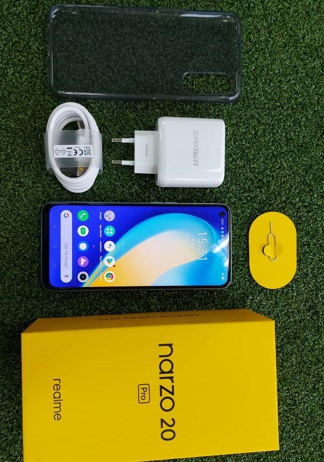 Narzo 20, smartphone Realme di kelas menengah