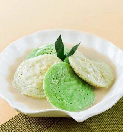 serabi takjil makanan tradisional sehat bergizi