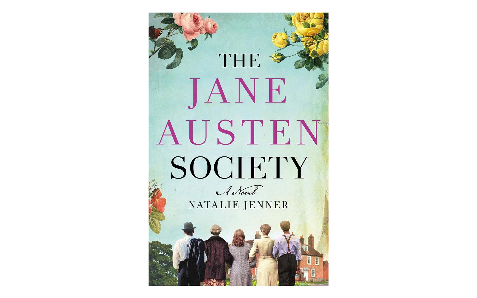 The Jane Austen Society oleh Natalie Jenner