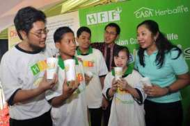 Rumah Autis jadi Program Kedua Casa Herbalife di Indonesia