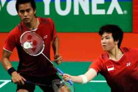 All England 2014, Lima Wakil Indonesia Lolos ke Babak Perempat Final