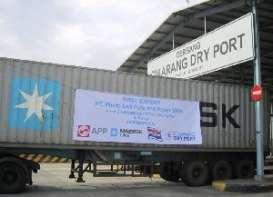 Tekan Biaya Logistik, Dry Port Perlu Ditambah