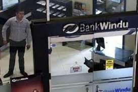 Bank Windu Bakal Terapkan Internet Banking