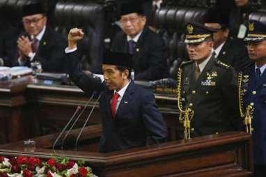 Jokowi: Yang Sulit-Sulit Saya Hadapi Sendiri