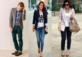 4 Cara Buat Celana Jeans Terlihat Formal