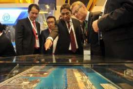 Konferensi Pelabuhan Dunia Buka Peluang Investasi