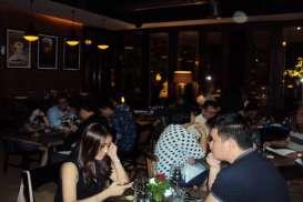 Menilik Pop up Dining di Brava Parlour The Arista Hotel Palembang