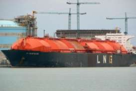 Eni Kirim LNG Untuk Pasar Domestik