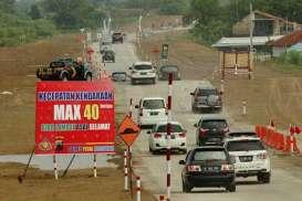 Brebes ke Jakarta, Jalur Pantura Masih Lancar