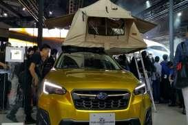 Tokyo Motor Show 2017: Subaru Kenalkan Mobil Penyuka Off Road & Berkemah