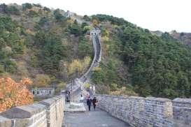 Menikmati Wisata Tembok Besar China, Dari Sensasi Visual Hingga Sliding Car