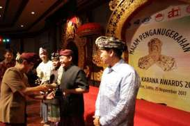 ITDC Raih Super Platinum & CSR Tri Hita Karana Award 2017