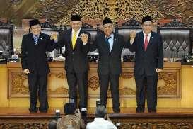 UU MD3: Jadi Ajang Proteksi Anggota DPR
