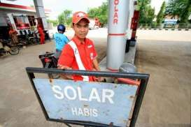 Subsidi Solar Naik Jadi Rp1.000 per Liter