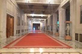 Ketika Gedung Parlemen Rumania Bikin Iri Politisi DPR