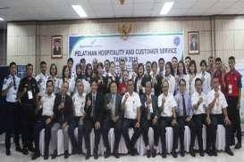 AP 1 Gelar Pelatihan Hospitality and Customer Service Batch XI Tahun 2018
