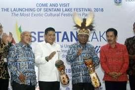 Ini Sebabnya Promosi Festival Danau Sentani Digelar di Bali
