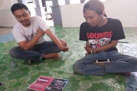Aktivitas Mahasiswa NTB di Yogyakarta Respons Gempa