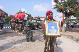 Prajurit TNI Gugur di Papua, Pasang Keramik Jadi Keinginan Terakhir