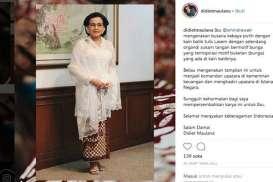 Tak Masuk Tim Kampanye Jokowi-Ma'ruf, Sri Mulyani Fokus Jaga APBN