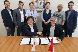 LAPORAN DARI TOKYO: Hasnur Group & Itochu Teken Kontrak Jual-Beli Batu Bara