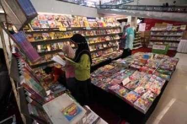 Pasar Jaya Berencana Bangun Pasar Tematik Buku