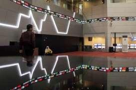 Investor Asing Lepas Saham Jelang Akhir Pekan