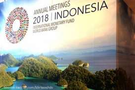 Akhir September, Persiapan Pertemuan Tahunan IMF-WB 2018 Rampung