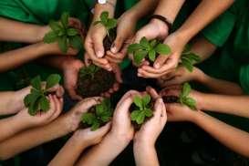 Peringati Hubungan Indonesia-Jepang, APP Tanam 10.000 Pohon