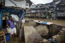 Pemprov DKI Dianggap Mampu Ubah Ciliwung Seperti Sungai di Seoul
