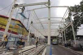 Pemprov DKI Percepat Pembangunan Skybridge Tanah Abang