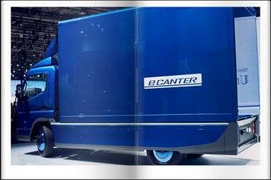 eCanter, Truk Listrik Pertama dari Daimler Trucks
