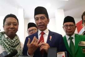 Saat Hadiri Rapimnas PPP, Jokowi Ternyata Salah Kostum