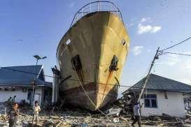 BPK Audit Dana Bantuan untuk Gempa Palu-Donggala
