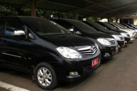 Sleman Lelang Pengadaan Kendaraan Dinas Rp6,3 Miliar