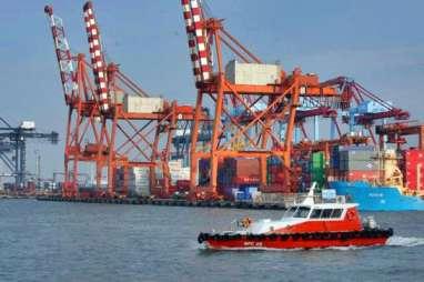 Selamat! Tanjung Priok Terapkan Aplikasi Daring Layanan Kapal