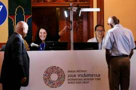 Annual Meeting IMF-WBG 2018: Presiden Jokowi Dijadwalkan Hadir Bahas 4 Isu Utama
