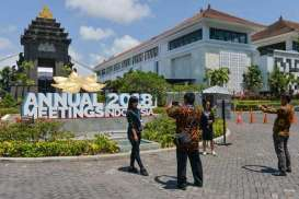 Disebut Boros, Ini Penjelasan Soal Dana Hajatan IMF-World Bank di Bali