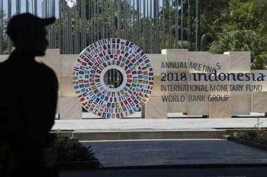 Disebut Boros, Ini Penjelasan Pemerintah Soal Anggaran Annual Meetings IMF-World Bank Group 2018
