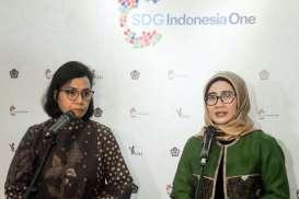 Sri Mulyani Tegaskan Pembangunan SDM di Parliamentary Meeting IMF-World Bank