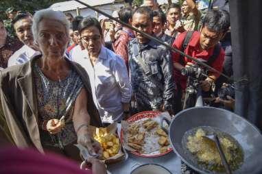 Ini Pernyataan Direktur IMF Saat Mengunjungi Lombok
