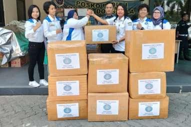 Pelaut Wanita Bantu Korban Gempa Palu & Donggala