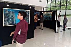 Makara Art Center UI Gelar Pameran Komik Otokritik Relijiusitas