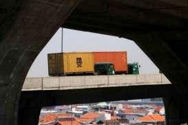 Otoritas & Syahbandar Priok Bersinergi Atur Lalu Lintas Truk di Pelabuhan