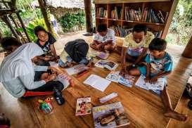 Green-Books Ajak Anak Bermain Sambil Belajar Lingkungan